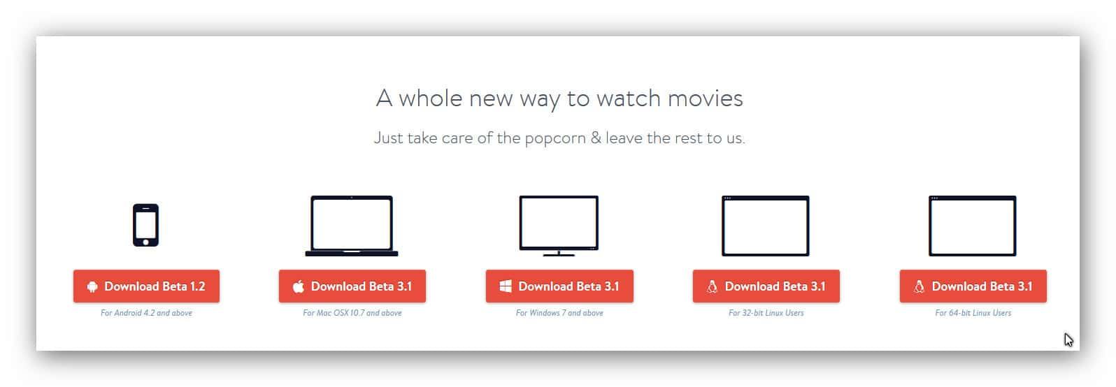 Abmahnung Popcorn Time Apps