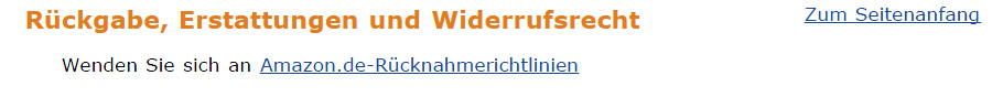 Widerruf Amazon 1